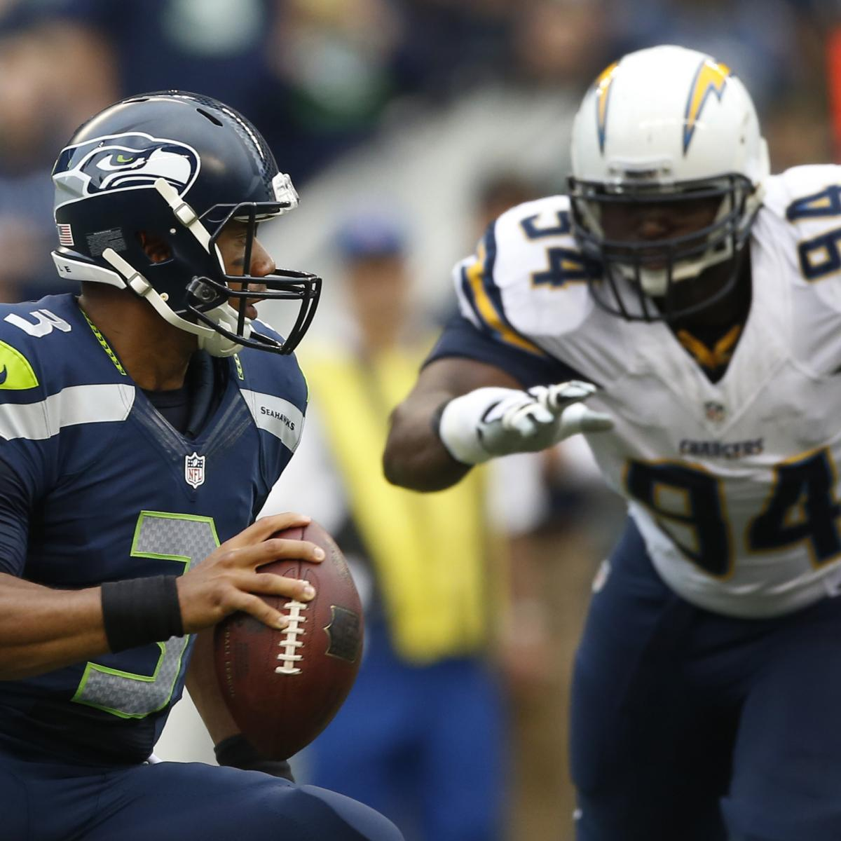 San Diego Chargers Cardinals: Seahawks Vs. Chargers: Breaking Down Seattle's Game Plan