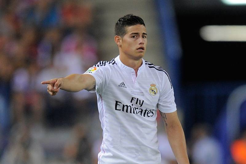 reputable site a21a3 5da69 How Real Madrid Can Get the Best out of James Rodriguez ...