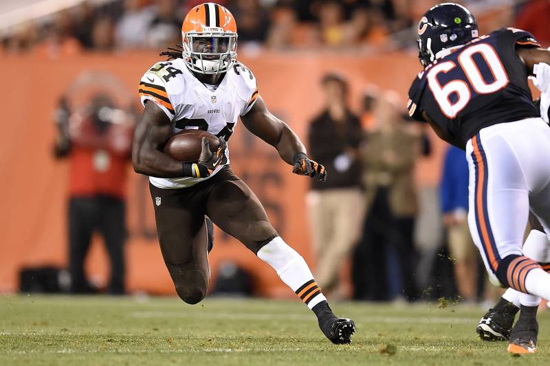 new arrival d560b e8b7a Isaiah Crowell's Week 2 Fantasy Football Forecast After ...