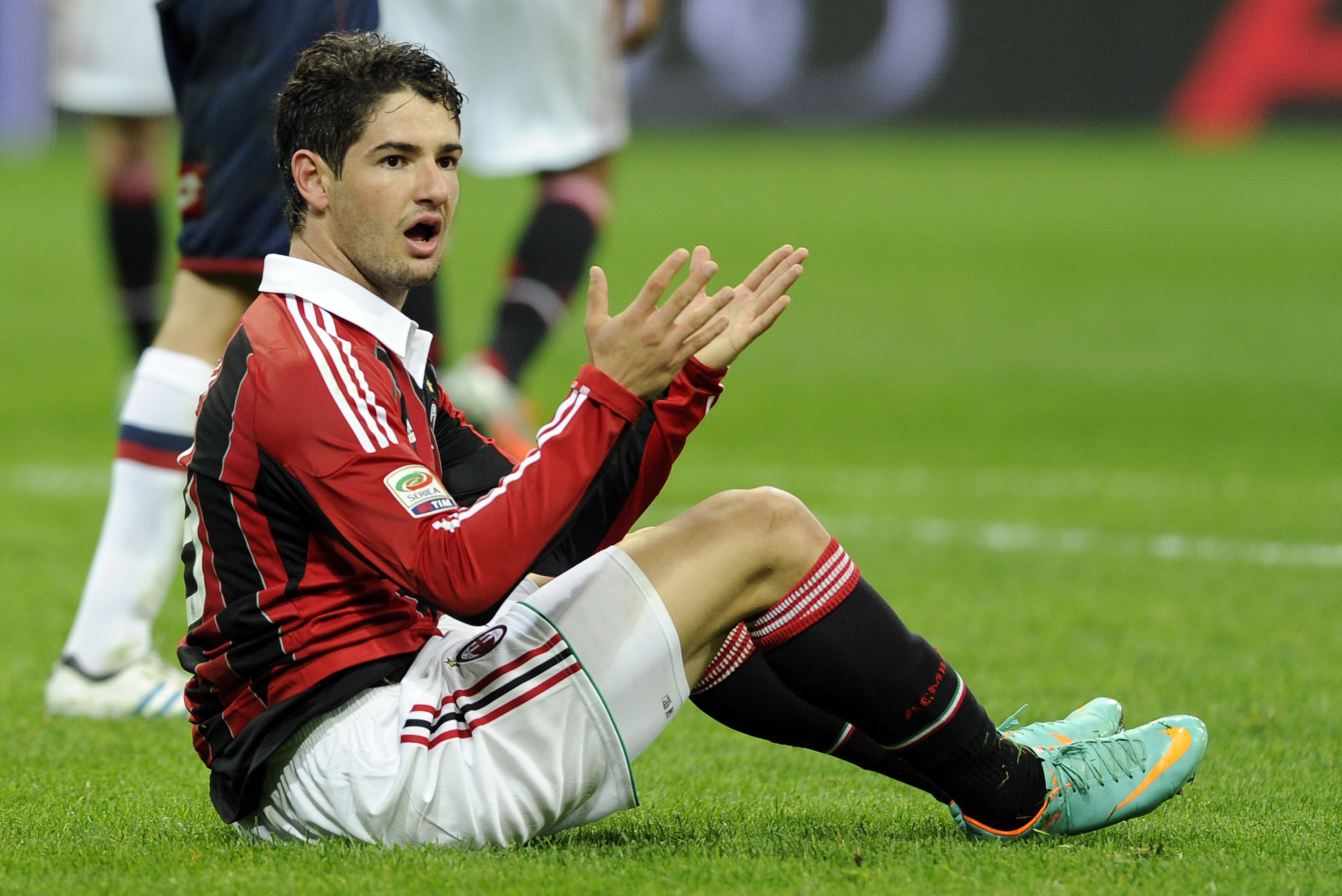 Alexandre Pato Has a Right to Complain About Injuries with AC Milan |  Bleacher Report | Latest News, Videos and Highlights