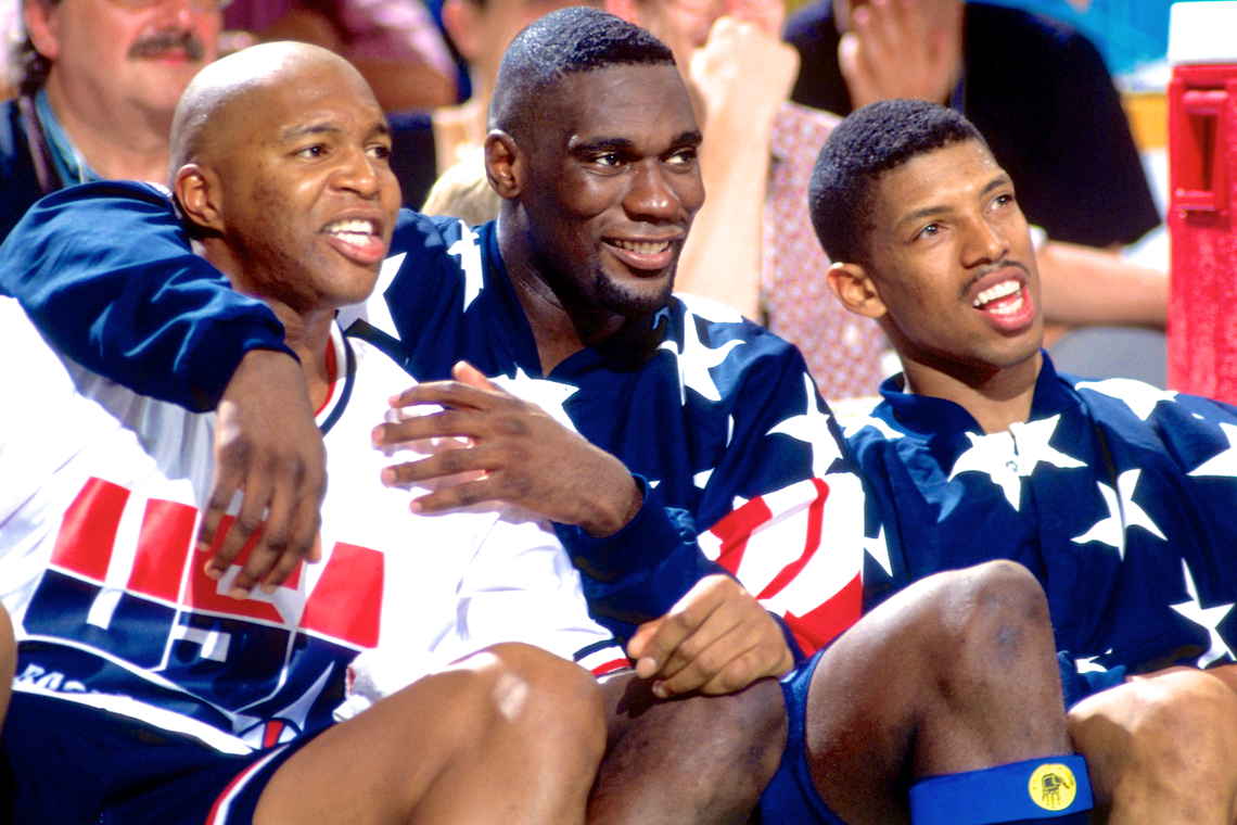Dream Team II  The U.S. Team That Time Forgot  db9b64df0