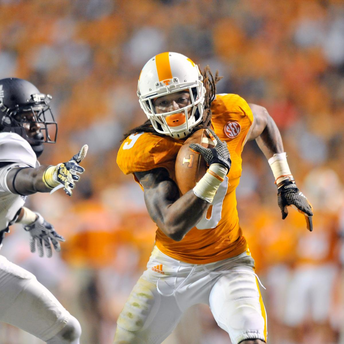Tennessee Football: How Latest Injuries Will Impact Vols ...