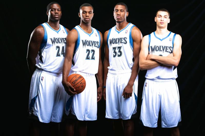quality design e0ffa eb2a8 Could the Minnesota Timberwolves Actually Be Better Without ...