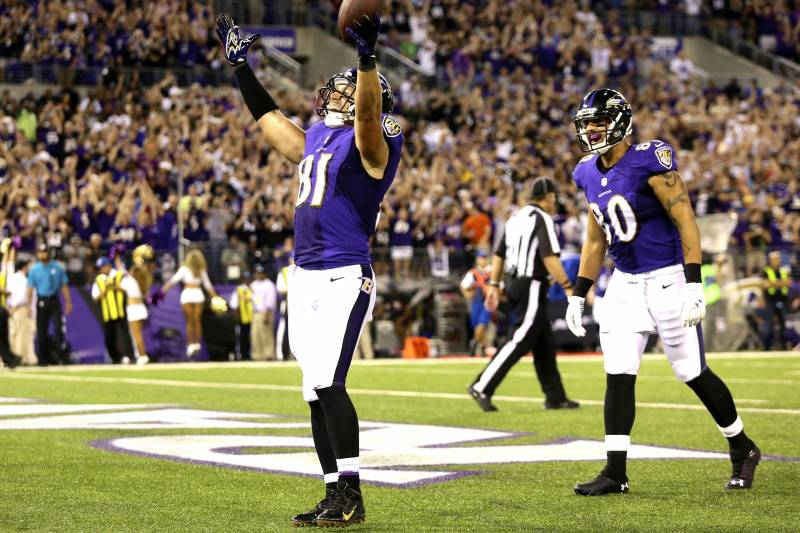 d3bdf52c77a Steelers vs. Ravens: Score and Twitter Reaction for Thursday Night ...