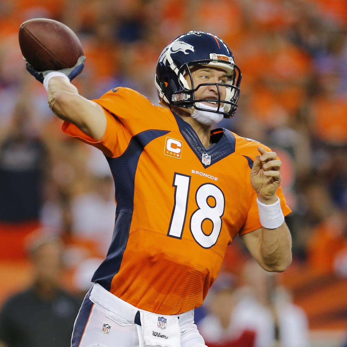 Chiefs Vs. Broncos: Breaking Down Denver's Game Plan