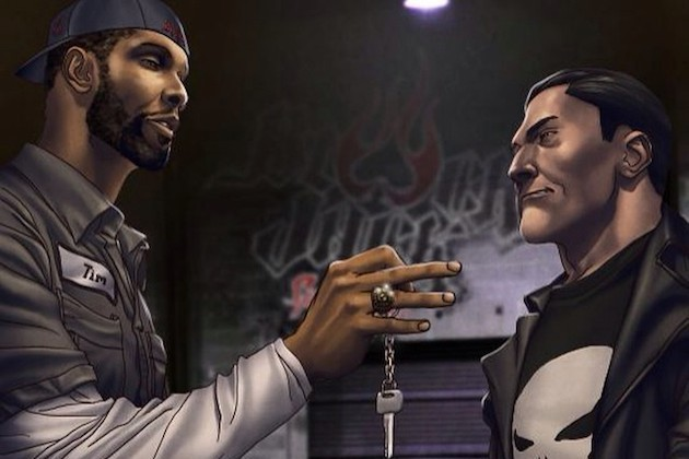 c92bbbf1626 Tim Duncan s Love for  The Punisher  Earns Him Spot in Special Comic Book