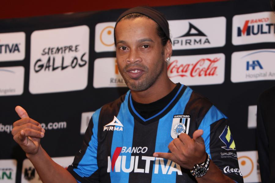 What Can Queretaro Realistically Expect from Ronaldinho? | Bleacher Report  | Latest News, Videos and Highlights
