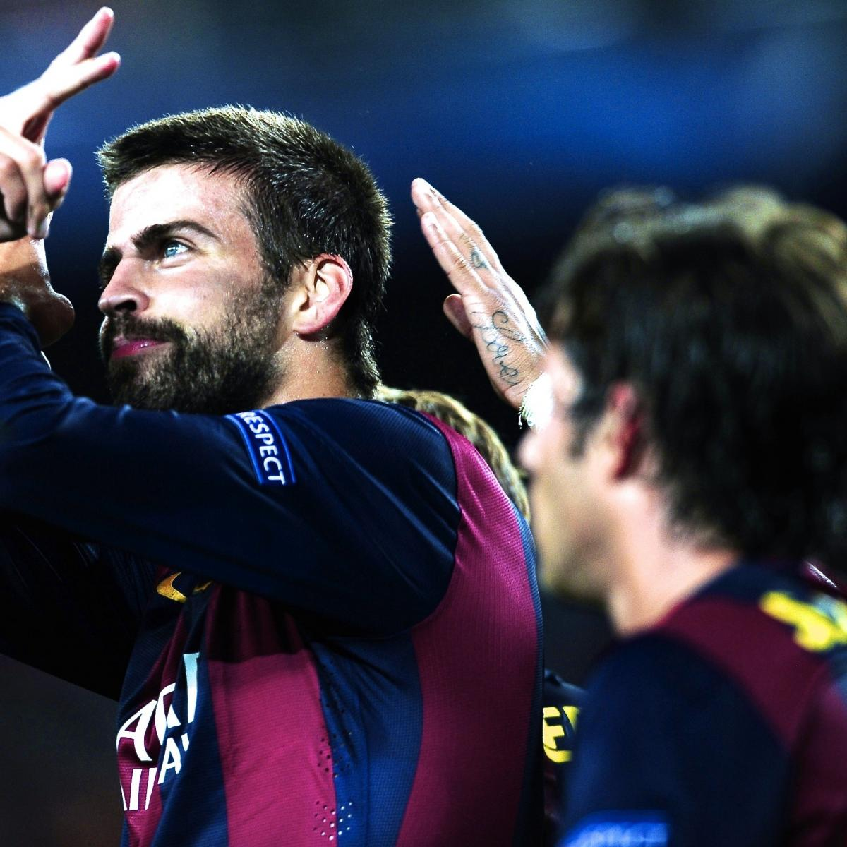 Apoel Vs Barcelona Score Grades And Reaction From