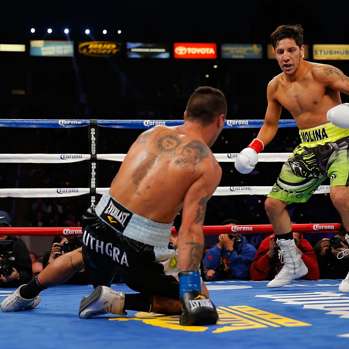 Ranking The Best Boxing Fights In 2014 So Far