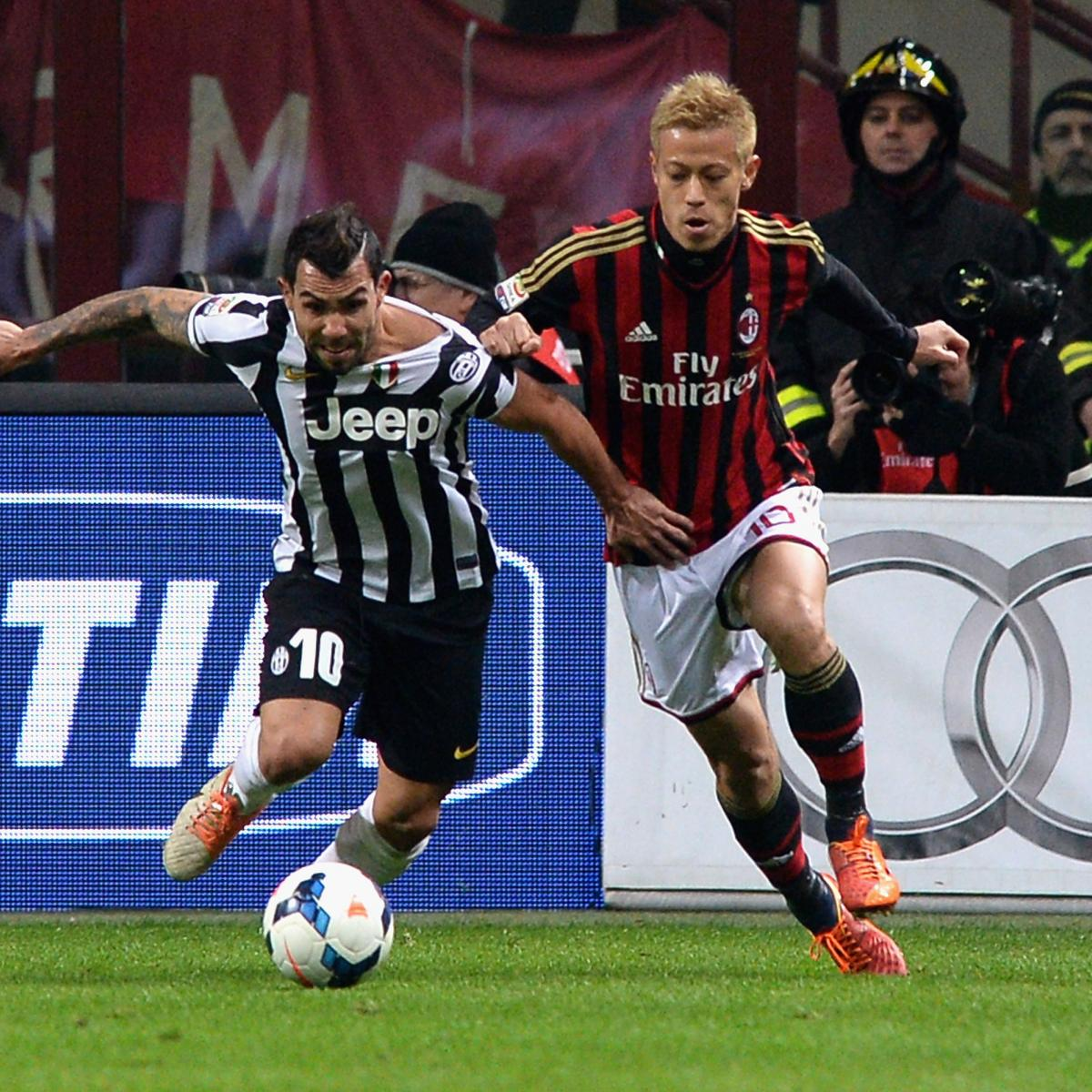 87c955200 Serie A Matchday 3 Preview  AC Milan vs. Juventus