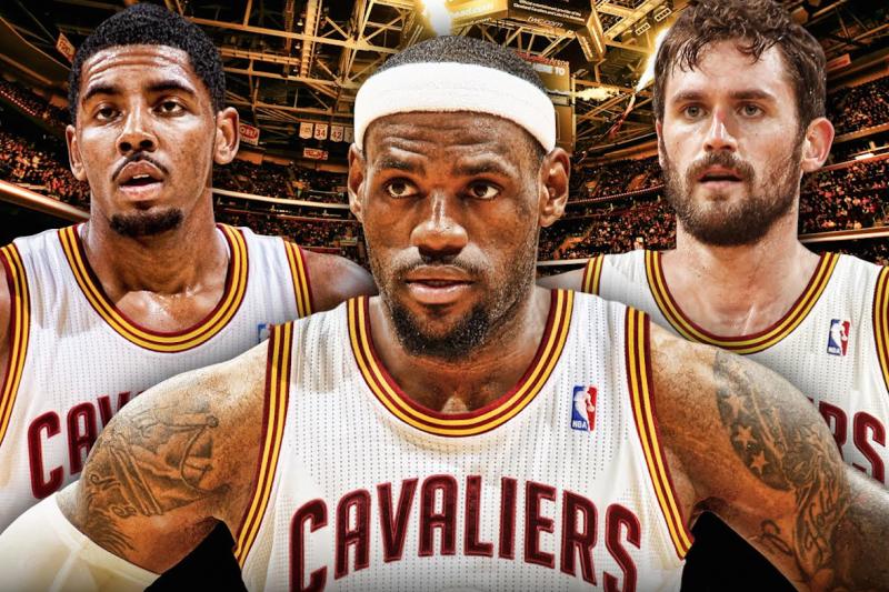 63efa8cb558 Is Cleveland Cavaliers  Big 3 Best of the Superteam Era