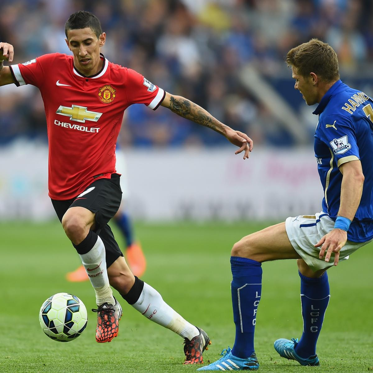 Manchester United 3 1 Huddersfield Result: Leicester Vs. Manchester United: Winners And Losers From