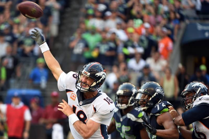 Broncos vs  Seahawks: Twitter Reaction and Full Postgame
