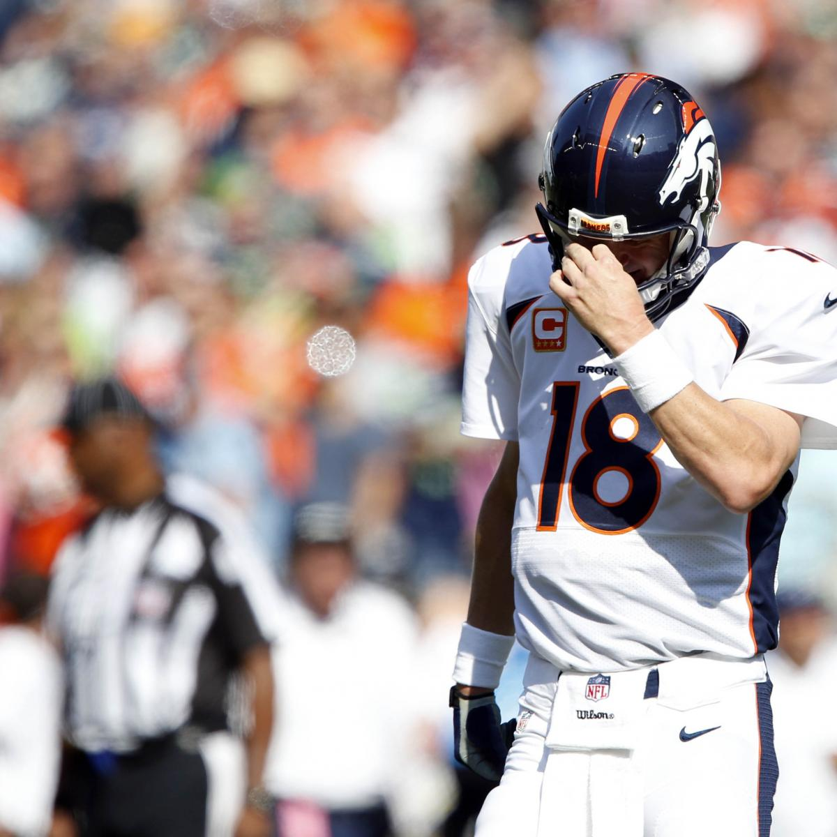 Denver Broncos Play-Calling Might Be Holding The Offense