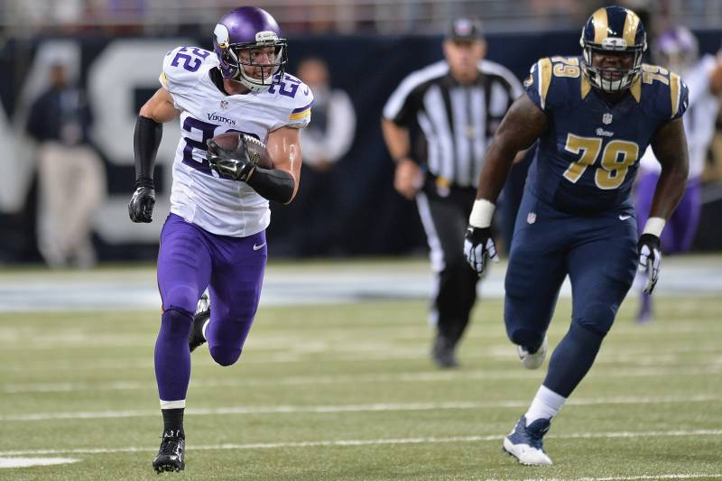 5d4a4e6b8 Minnesota Vikings  Harrison Smith Developing into One of NFL s Best Safeties