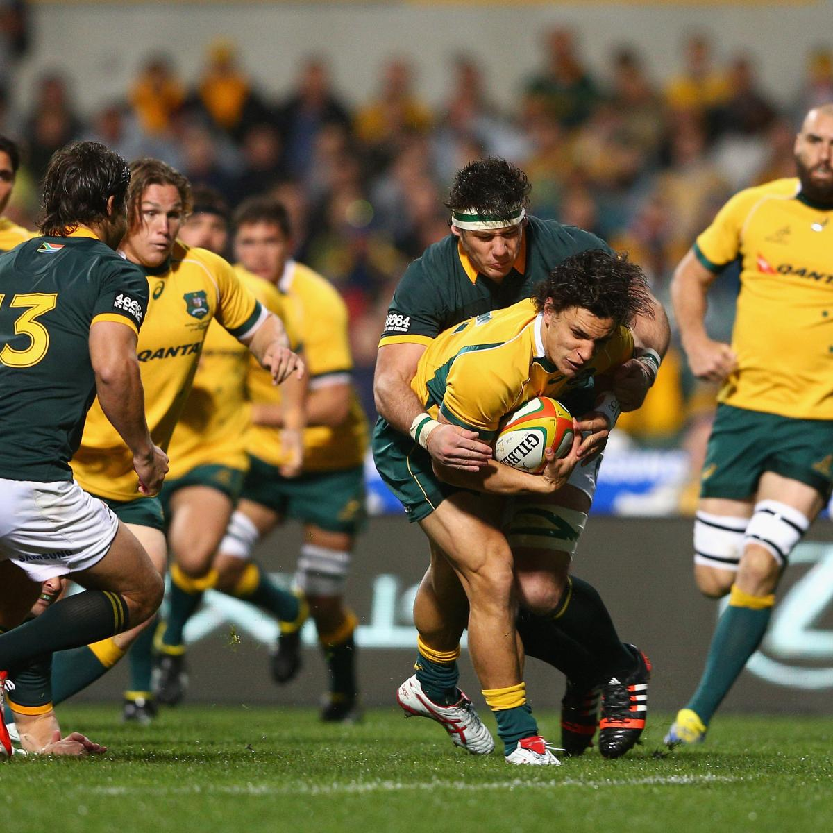 South Africa Vs. Australia: Date, Time, Live Stream And