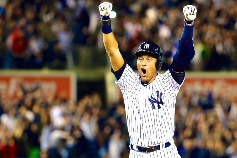 1b3e6c94 Derek Jeter vs. Orioles: Highlights, Twitter Reaction from Star's ...