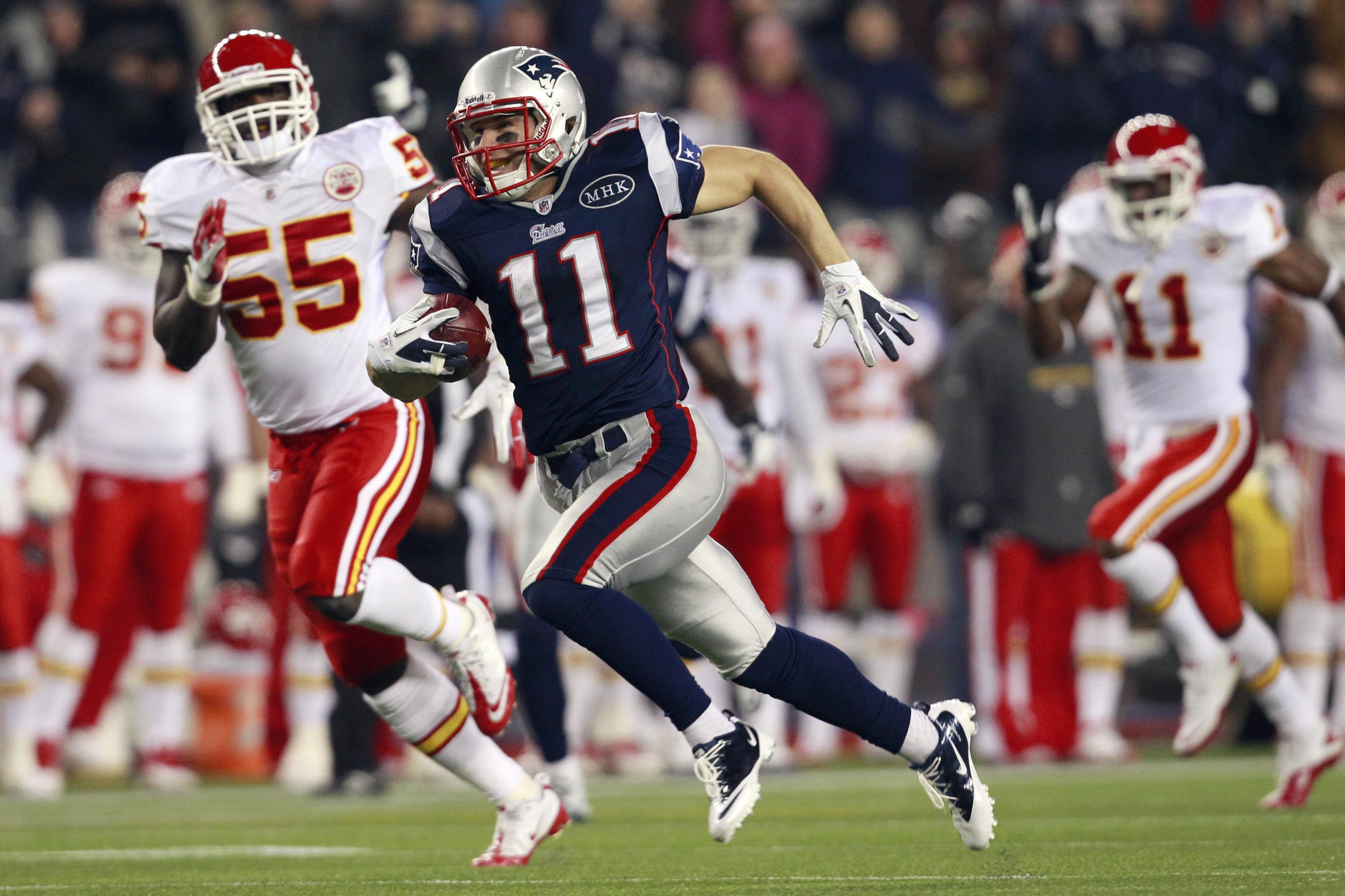 New England Patriots Vs Kansas City Chiefs Betting Odds Monday Night Pick Bleacher Report Latest News Videos And Highlights