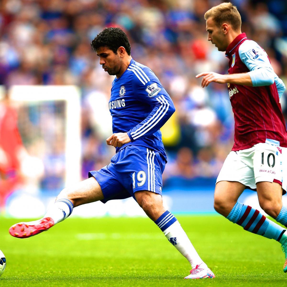 Chelsea Vs Aston Villa  Stamford Bridge