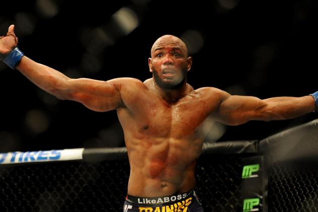Tuore UFC-voittaja avautui voittopuheessaan