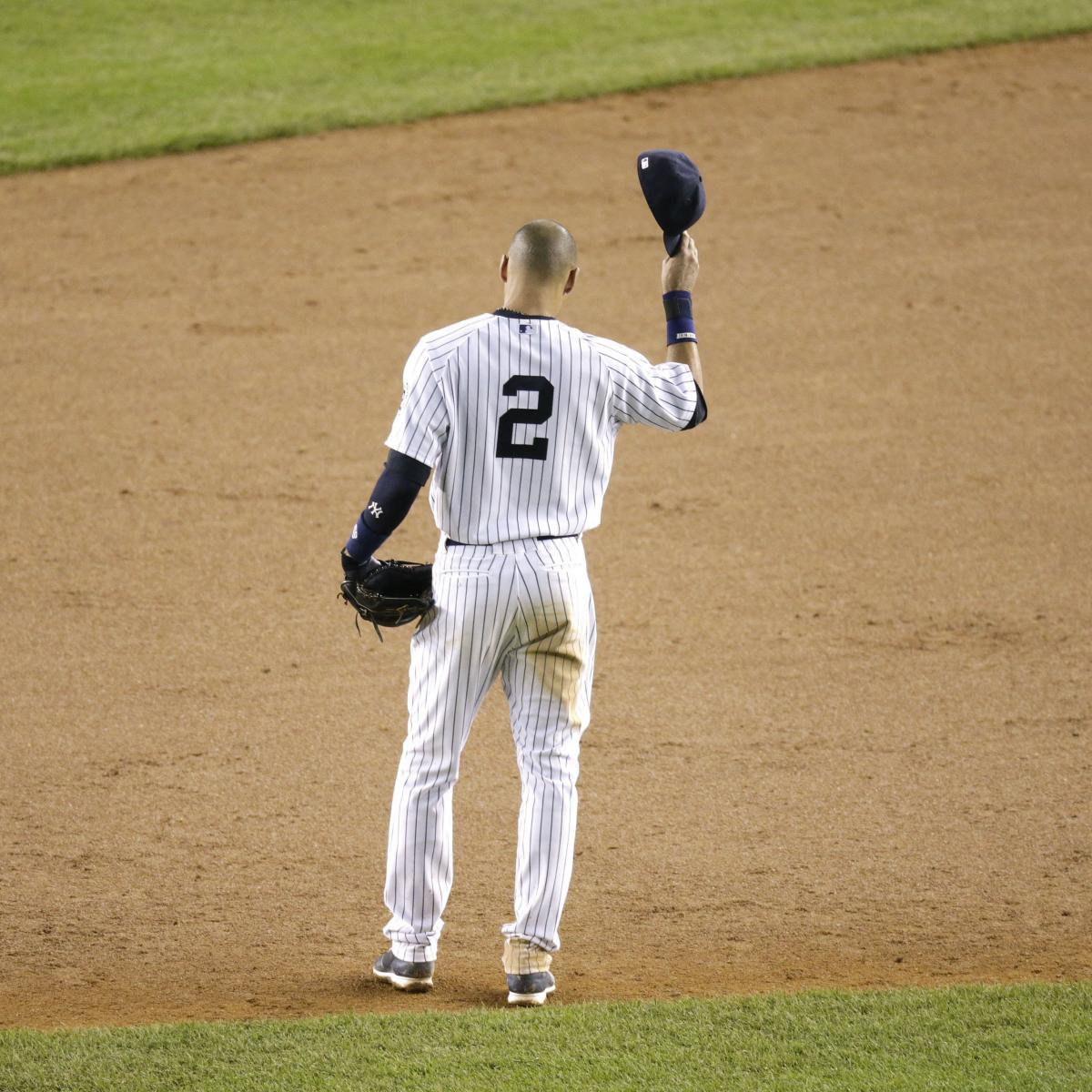 Reflecting On All That Derek Jeter Was Bleacher Report Latest