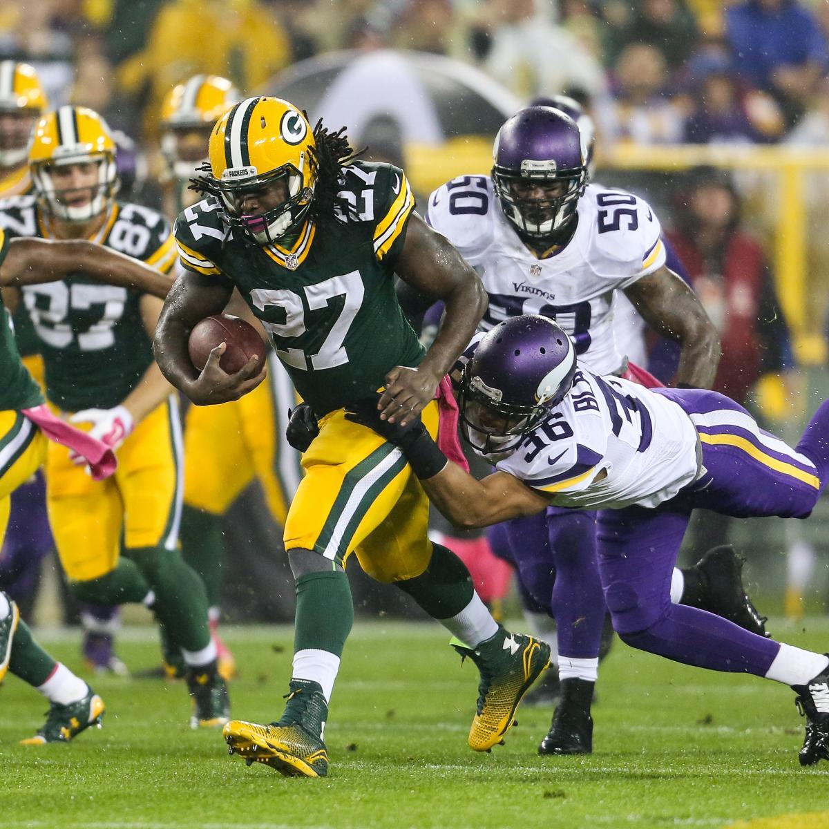 Minnesota Vikings vs. Green Bay Packers: Live Score and ...