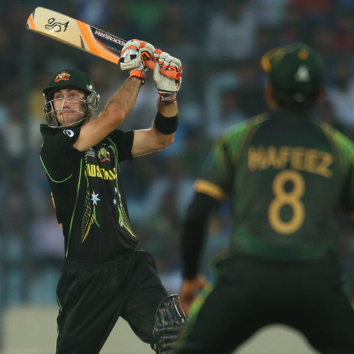 Pakistan Vs. Australia, Only T20: Date, Live Stream, TV