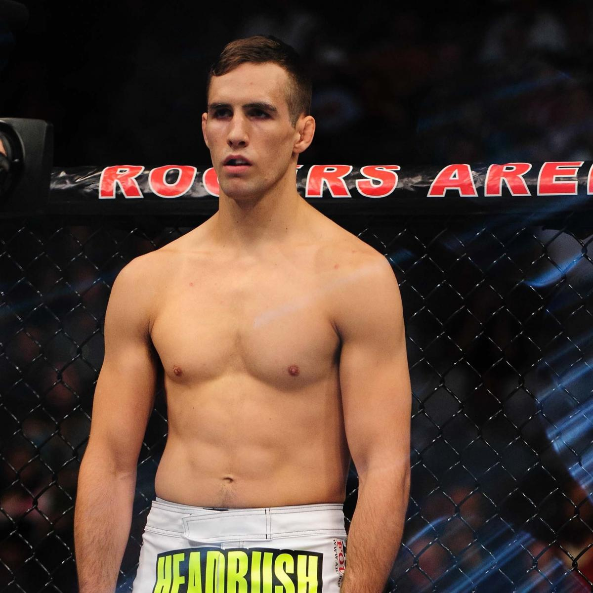 Rory MacDonald Focused on Tarec Saffiedine, Believes Title ...
