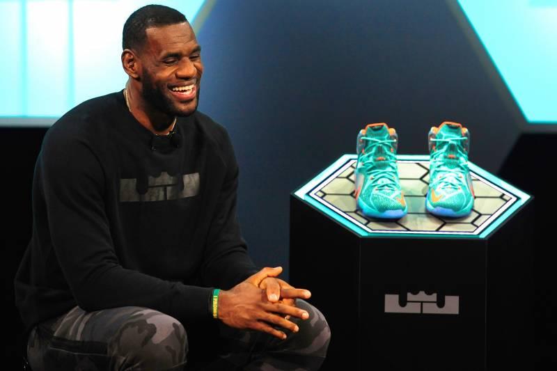 6f2bc97b618 Could LeBron James Ever Surpass Michael Jordan s Cultural Impact ...