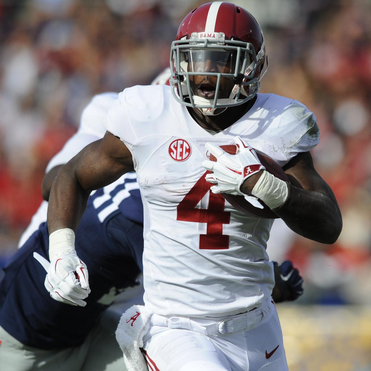 College Football Scores 2014: Week 6 Results and Top Stars ...