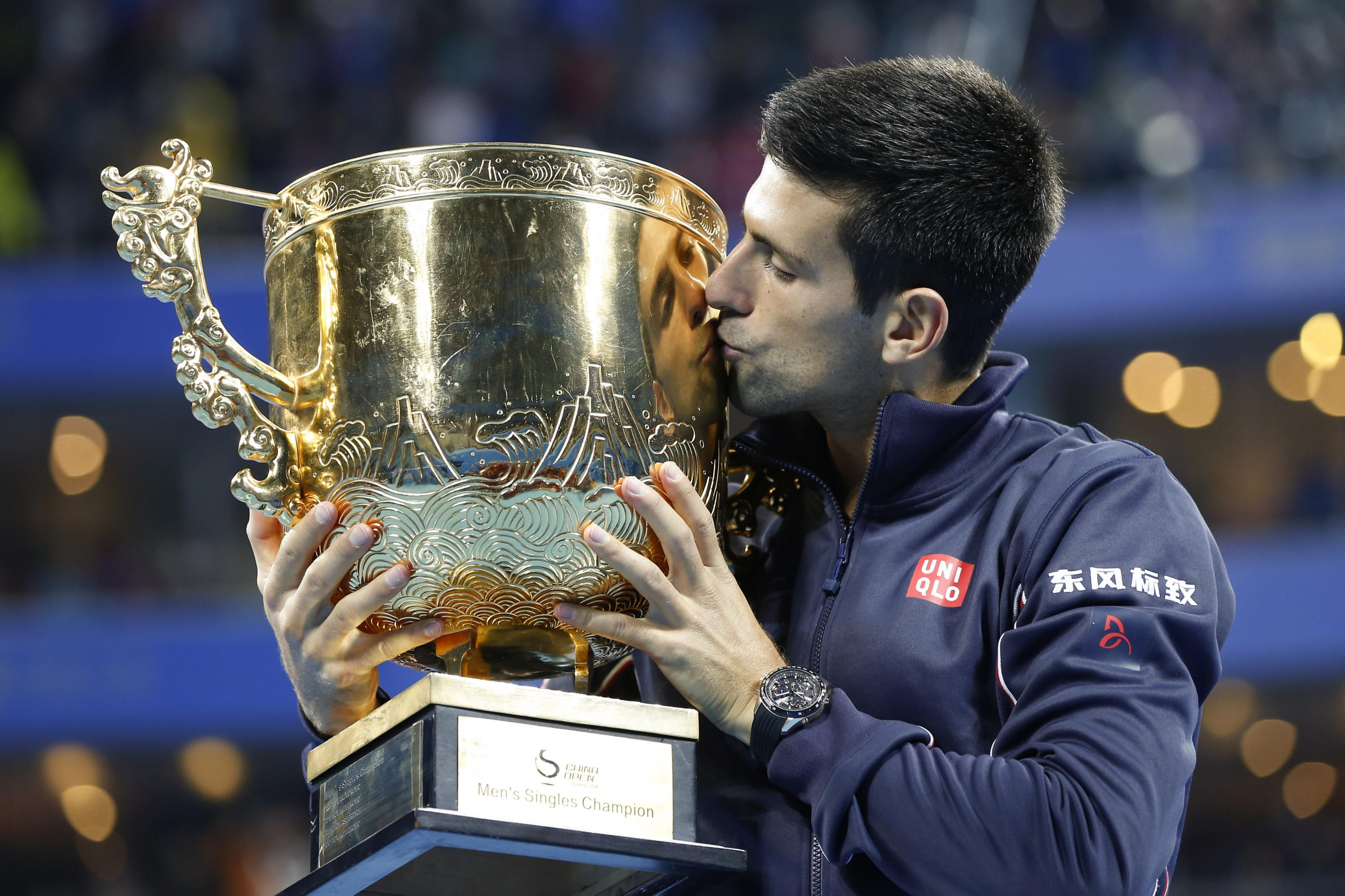 Novak Djokovic S Late Season Form Will Lead To 4th World Tour Finals Trophy Bleacher Report Latest News Videos And Highlights