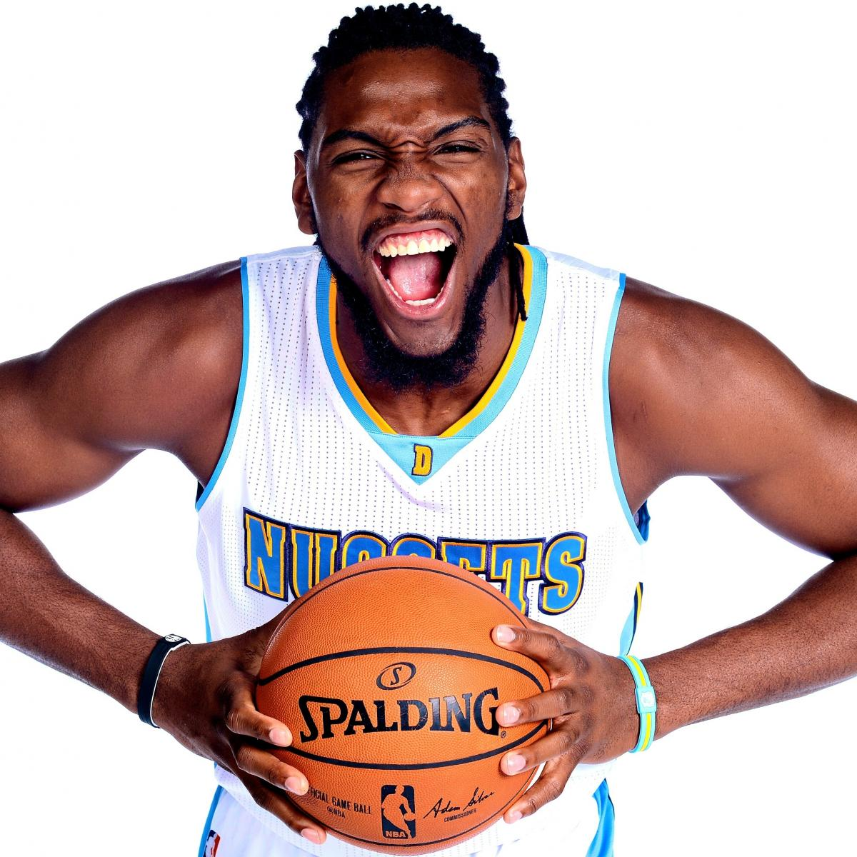 How Denver Nuggets' Kenneth Faried Can Live Up To New