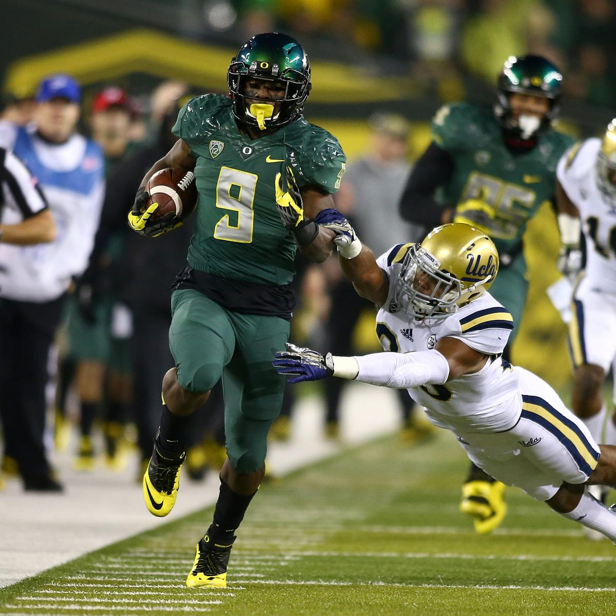 Oregon Ducks vs. UCLA Bruins Complete Game Preview ...Bruins Bleacher Report