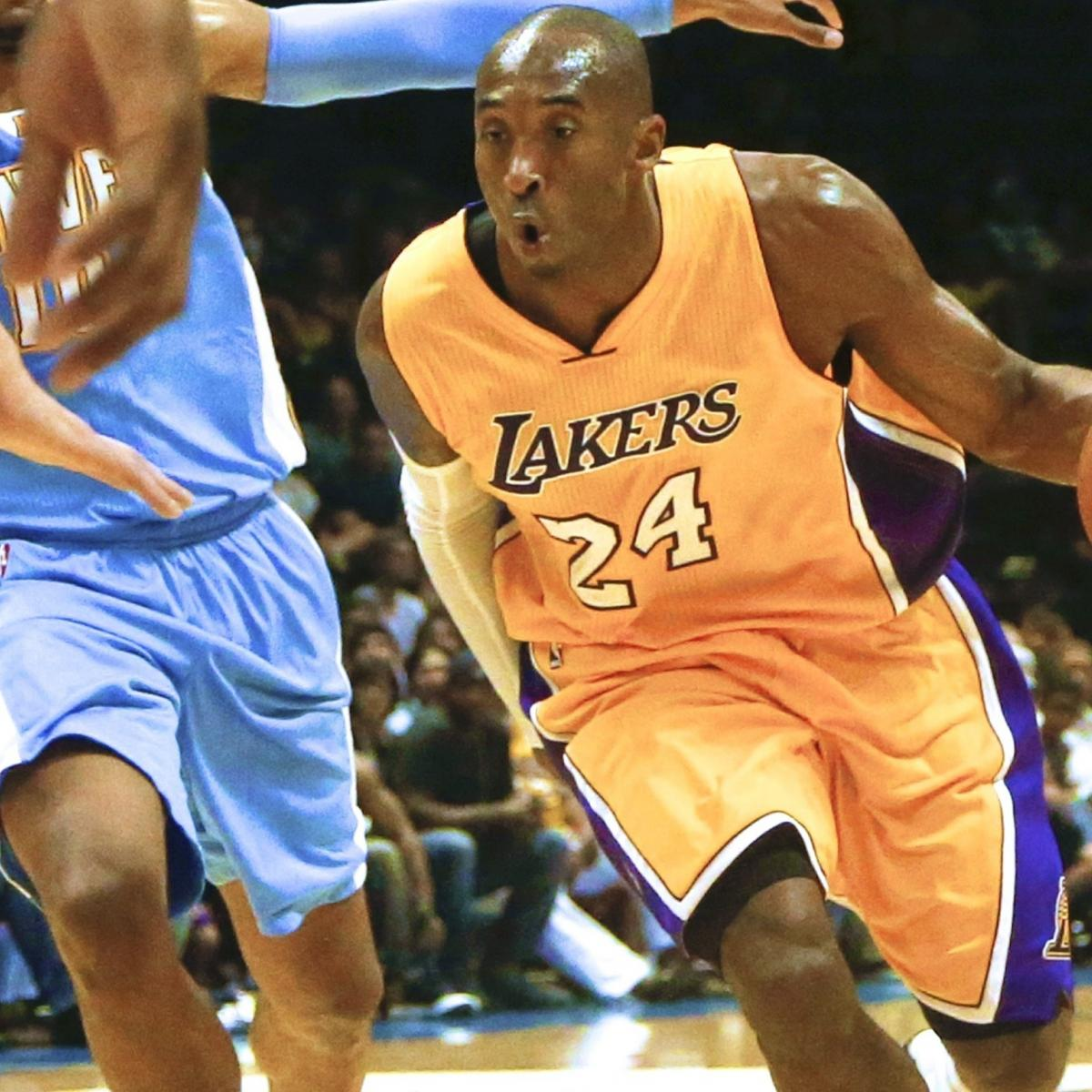 Nuggets Quarter Season Tickets: Denver Nuggets Vs. Los Angeles Lakers: Live Score And