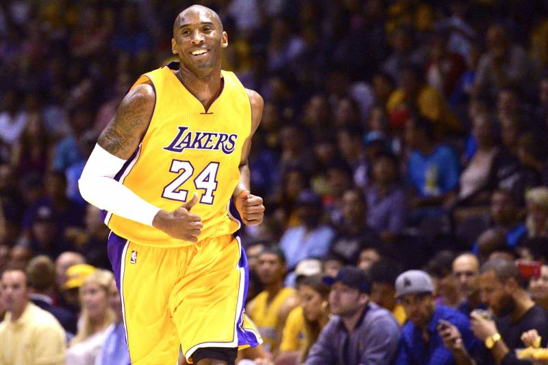 36e1cfc012f2 Kobe Bryant Painting a New Portrait of Career in His Return to Court ...