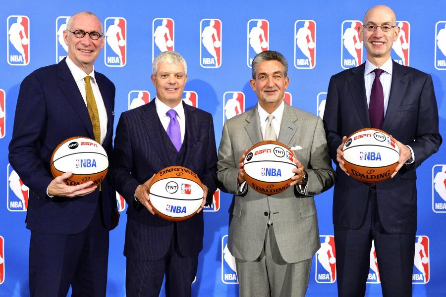 Tv Windfall Makes For A Happy Nba Now But Sets Stage For Future