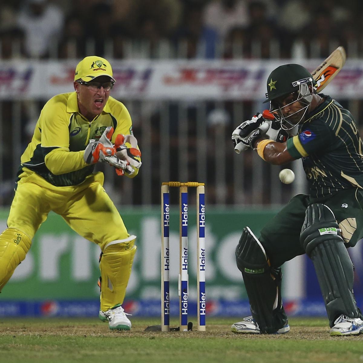 Pakistan Vs. Australia, 2nd ODI: Date, Live Stream, TV
