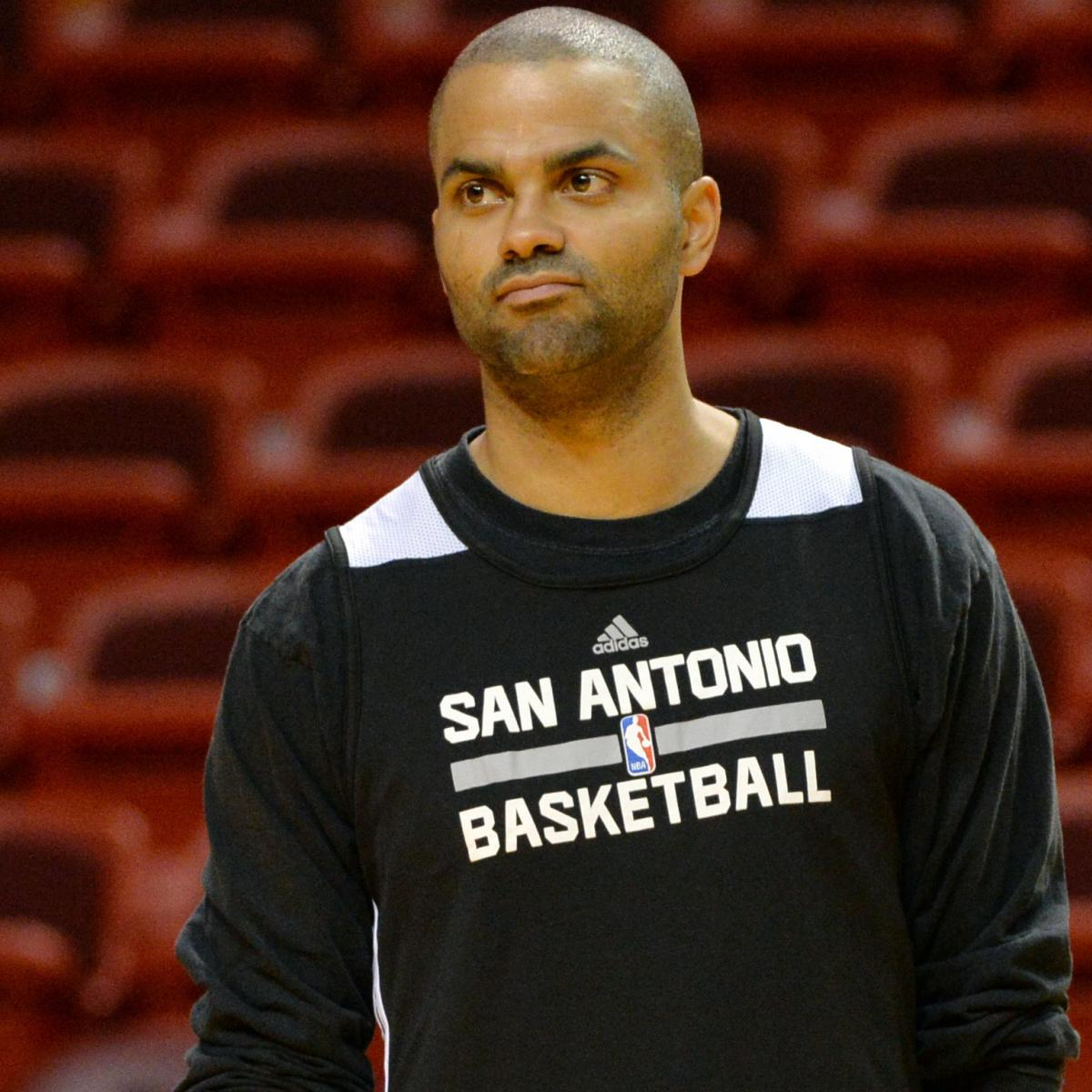 Tony Parker Injury Updates On Spurs Star S Ribs And