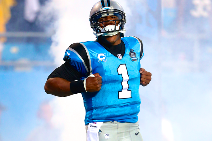 Cam Newton Is Blocking Linebackers, Silencing Critics and