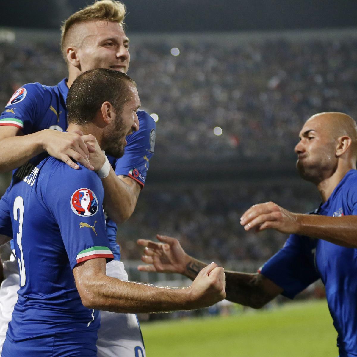 Azerbaijan News And Scores: Italy Vs. Azerbaijan: Score, Grades And Reaction From Euro