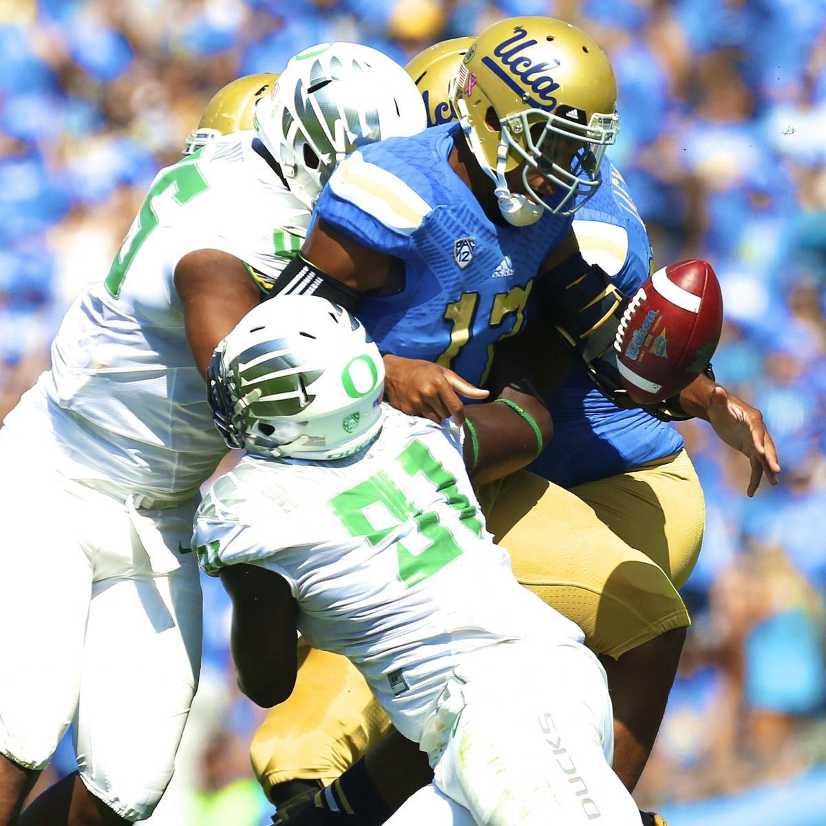 Photo Gallery Ucla Vs Cal: Oregon Vs. UCLA: Live Score And Highlights