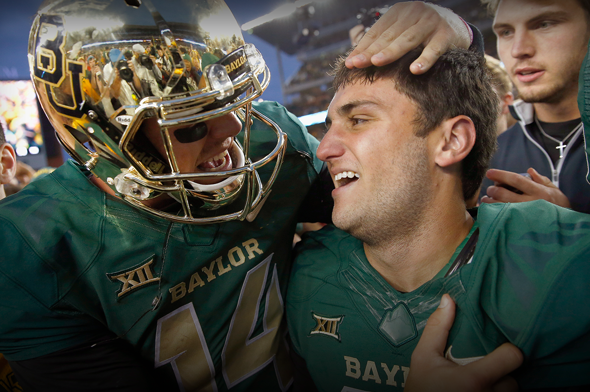 Is Baylor vs. Oklahoma a Play-in Game for College Football ...