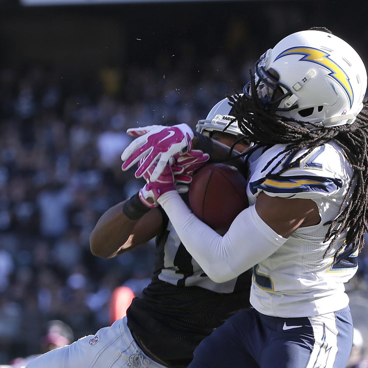 San Diego Chargers Game Score: Chargers Vs. Raiders: Live Score And Analysis For San