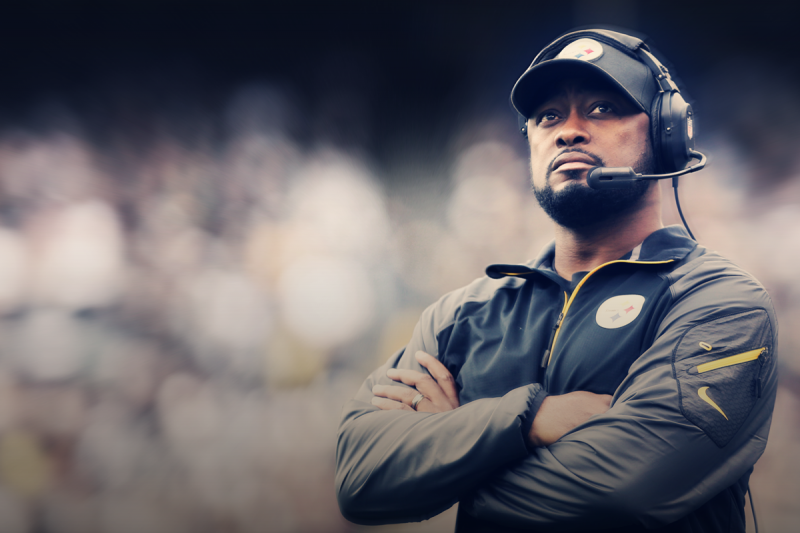 Mike Tomlin On Hot Seat Could Be First Steelers Head Coach
