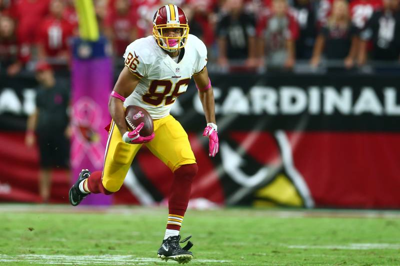 4b3b118a How Jordan Reed's Return Has Opened Up the Washington Redskins ...