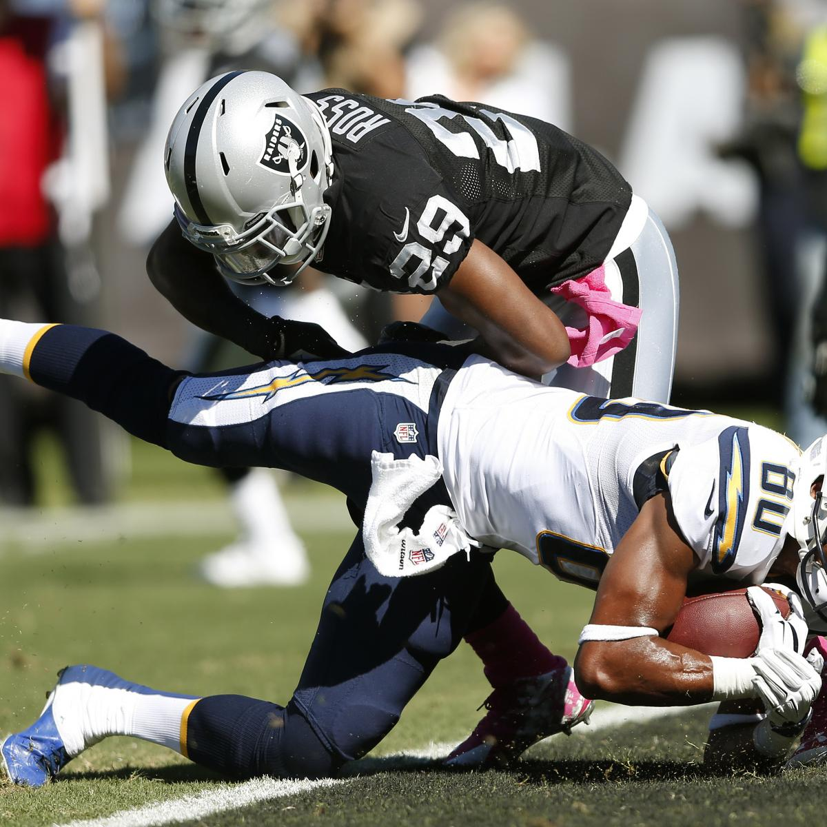 San Diego Chargers Chiefs Game: Kansas City Chiefs Vs San Diego Chargers: Breaking Down