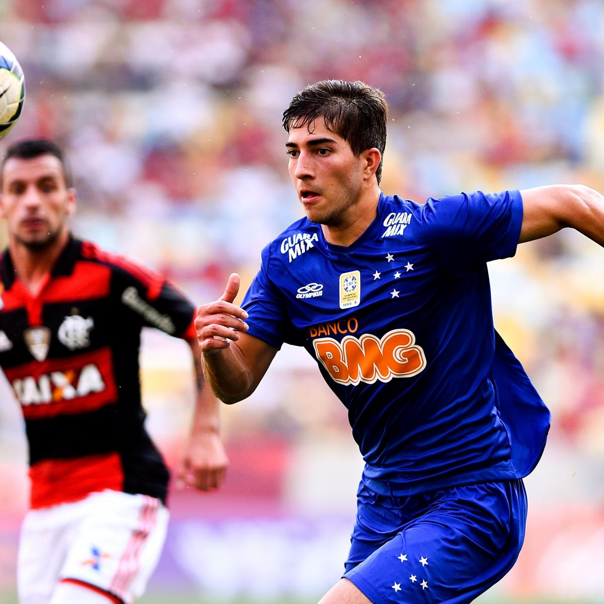 Lucas Silva: Real Madrid Transfer News: Lucas Silva A Fine Fit To