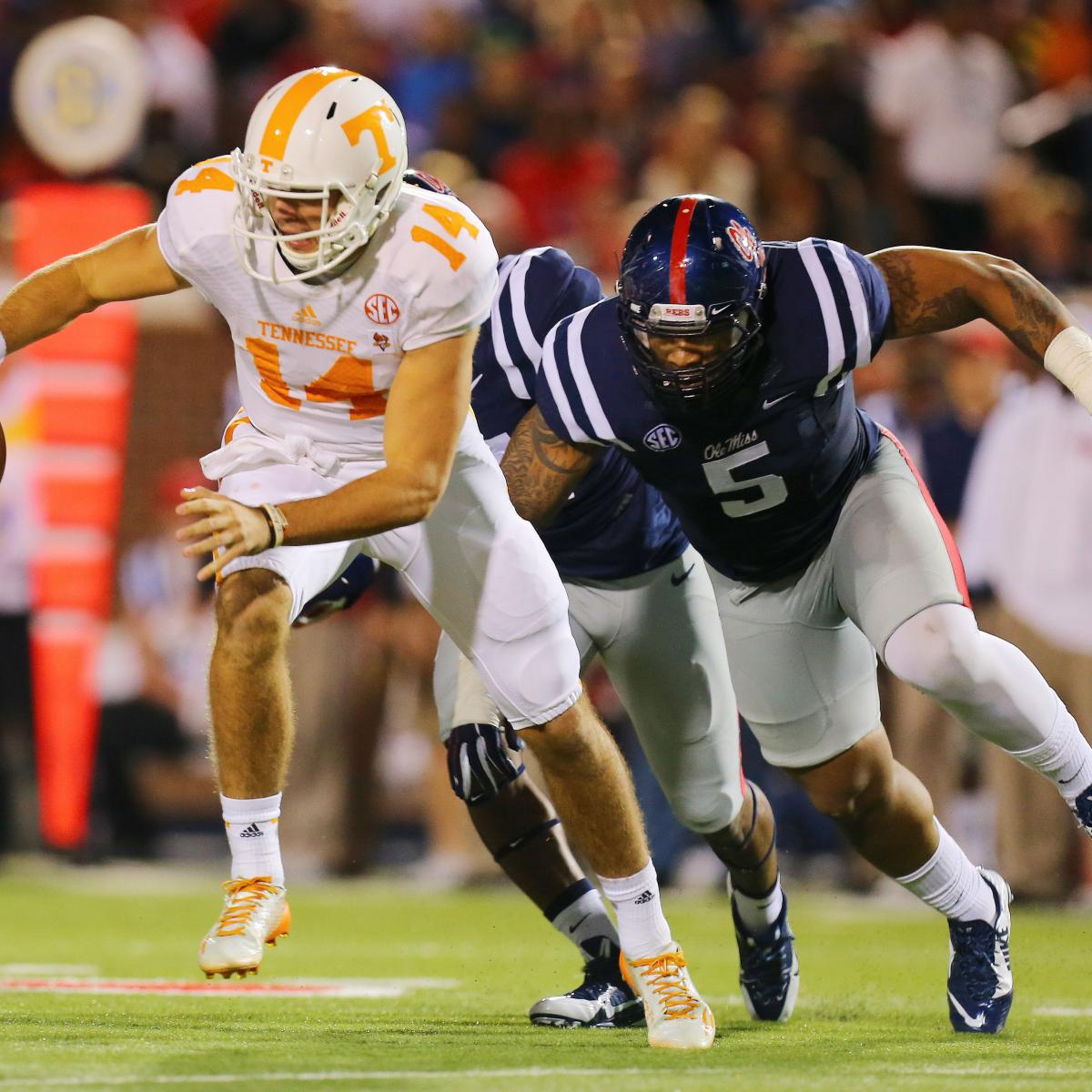Tennessee Football: Vols' Awful Offense Wasting Defensive ...
