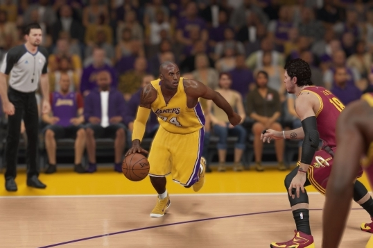 low priced b4d23 f54d5 NBA 2K15: Exciting Alternative Roster Ideas for MyLeague and ...