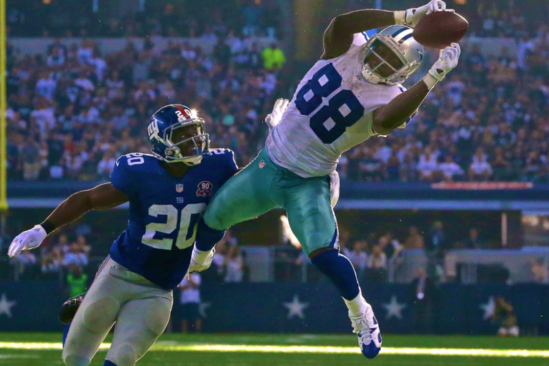 Has Dez Bryant Become The Nfl S Best Receiver Bleacher